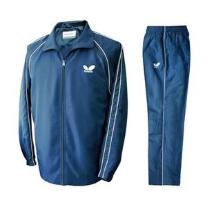 The new PP authentic licensed sportswear tennis clothes WSW423 long sleeved suit training suit