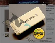 GFS kpp09 + 10 P90 cartridge Jazz soap box cartridge