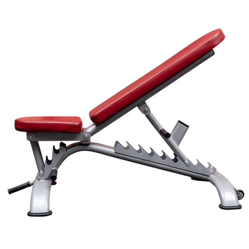 豫龙专业哑铃凳商用卧推凳飞鸟凳健身椅私教训练凳健身凳健身器材