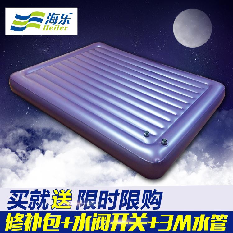 Отели продвинутый термостатический водяной матрас отопление водяная кровать двойной восторг водяная кровать заряжать вода ледяной лист человек надувной