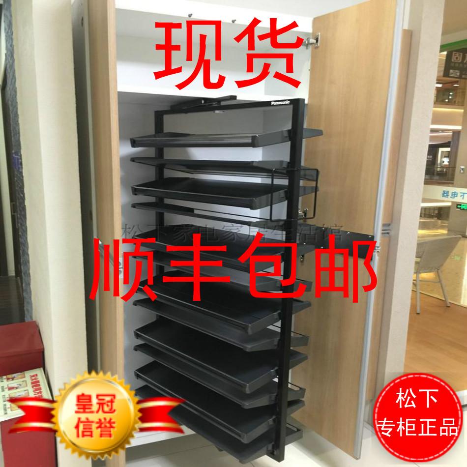 日本松下旋转鞋架14层 12层 6层QCZAF90/DVXZXJ0800A 包邮图片