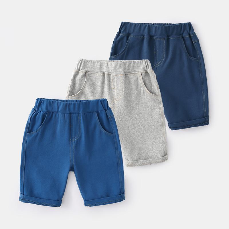 男童裤子2019洋气潮3夏季5外穿裤11月22日最新优惠