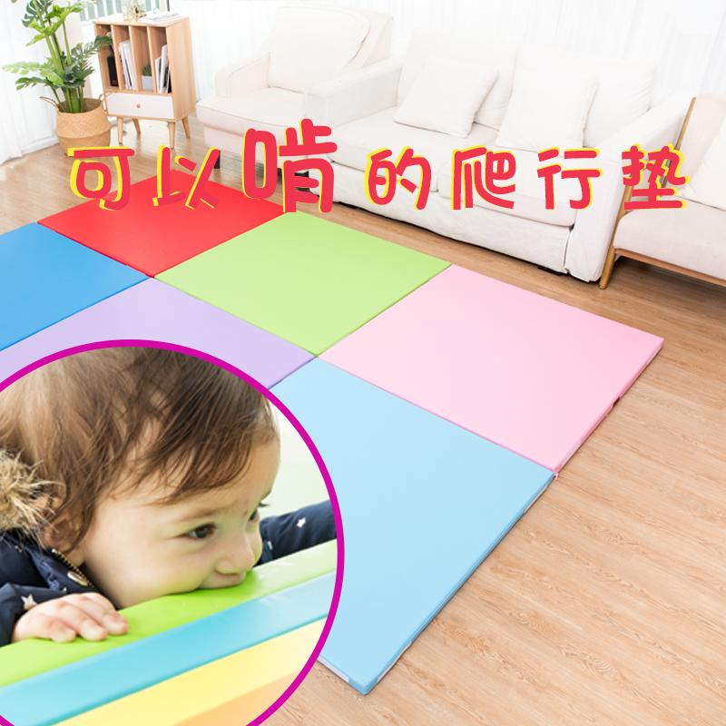 推特环保金宝贝幼儿园早教亲子园儿童软体地垫宝宝爬行垫墙壁包邮