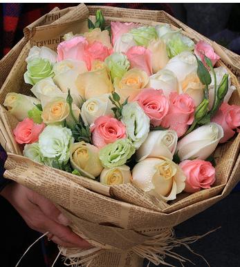 乌鲁木齐水磨沟区南湖广场王家梁华凌干果市场鲜花店蛋糕速递玫瑰