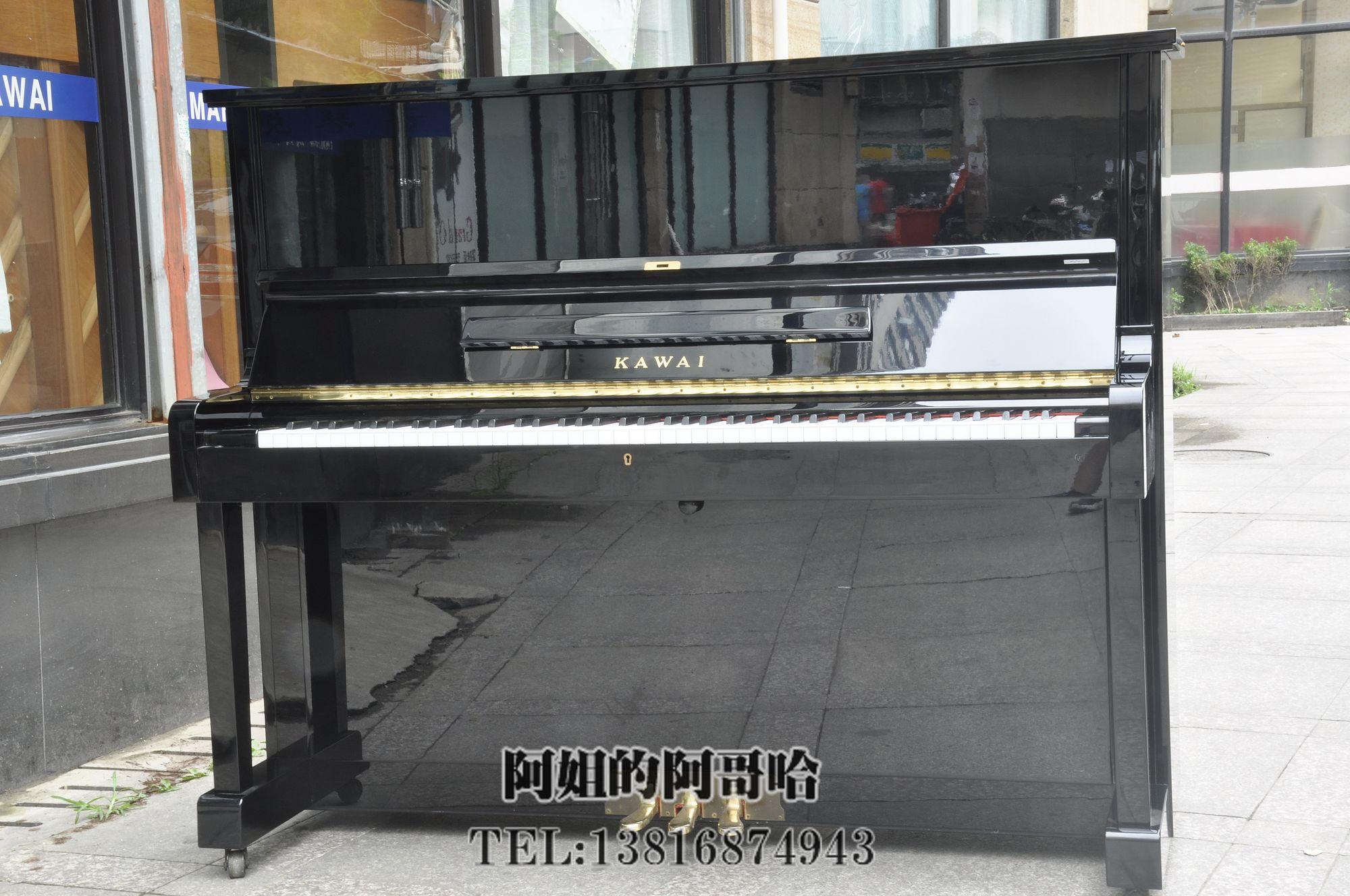 新99实体店销售专业立式钢琴3ESA日本原装进口卡哇伊二手钢琴
