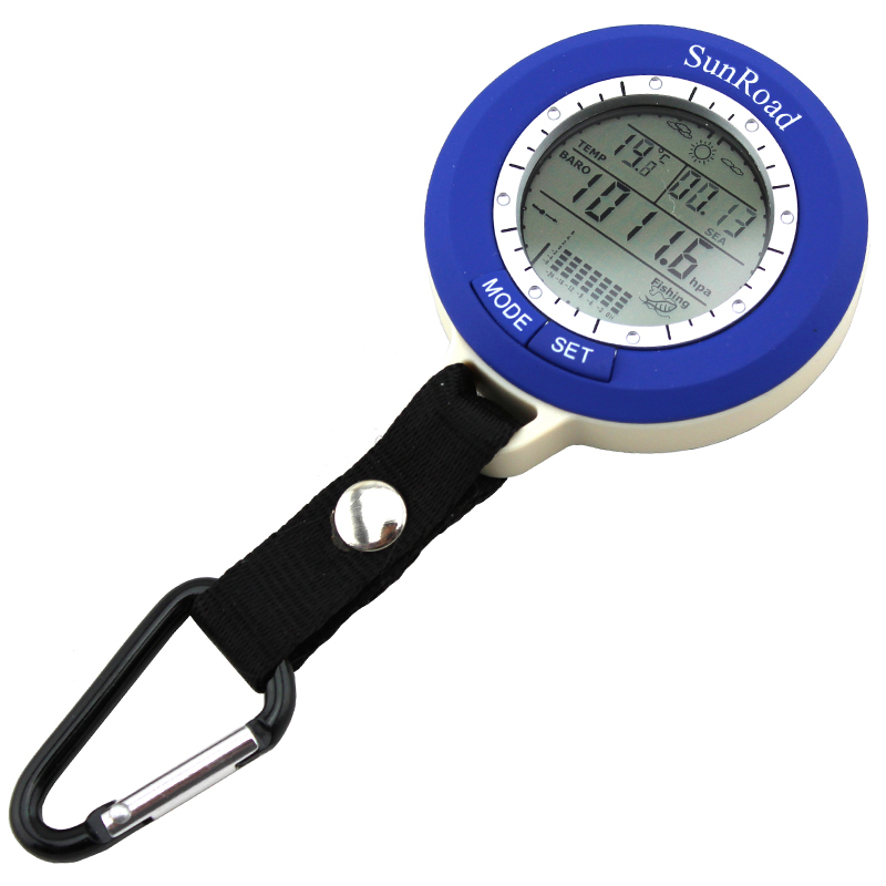 SUNROAD многофункциональное питание сын рыбалка атмосферное давление считать (SR204) термометр море тянуть стол рыбалка атмосферное давление стол