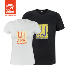 Unbounded Udjat outdoor hiking trip Male/female T-shirt U151030 / U152030 round collar culture