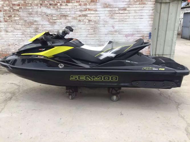 庞巴迪rtx260摩托艇可看视频现货