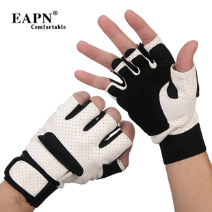 EAPN men mitts summer outdoor sports half-finger Gloves Fitness Gloves breathable slip MTB