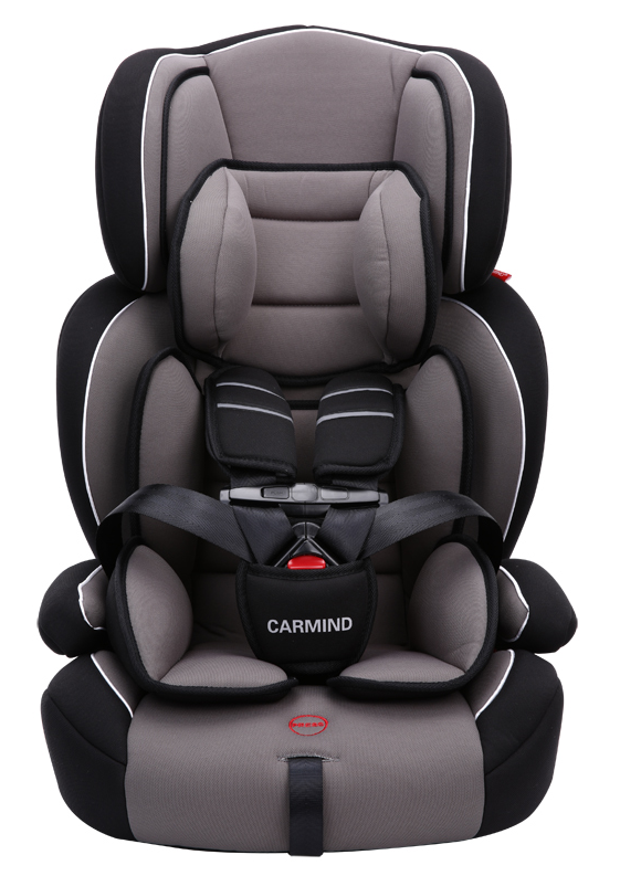 Safety seat for children 9 months to 12 years old