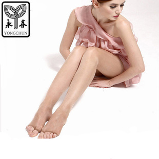10 pairs of Yongchun toe socks thin pantyhose stockings fish head cool shoes and socks female socks toe drain