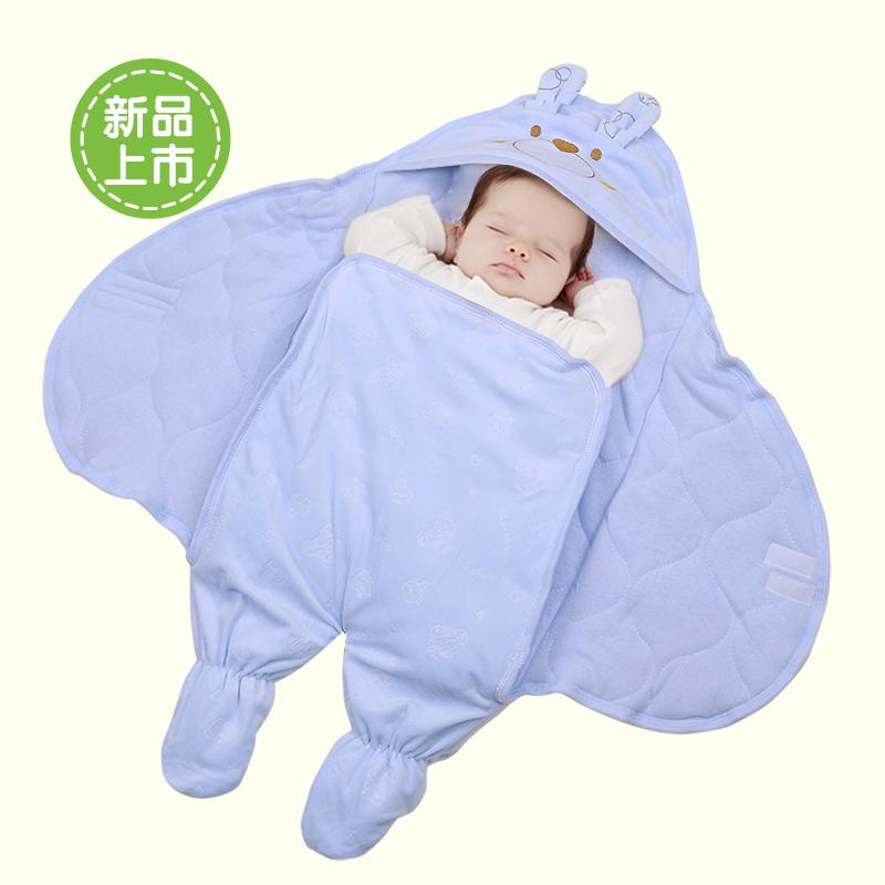 新生婴儿包被抱被春夏季包巾小被子春秋冬季薄款抱毯襁褓宝宝用品