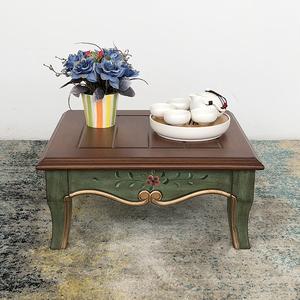 欧美式小飘窗小茶几榻榻米音响座桌