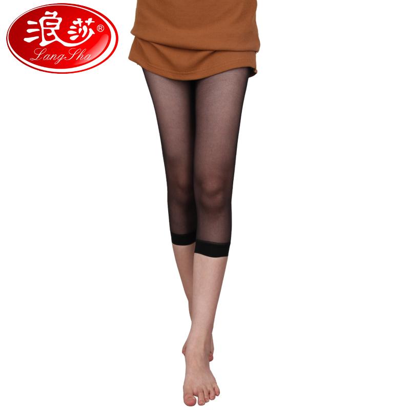 Ланша чулки мисс рейтузы носок нить накала более высокая передача 7 минут штаны весенний и осенний сезон. тонкий вентиляция колготки