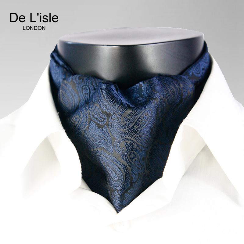 男士领巾英伦潮衬衫领口巾韩版西服