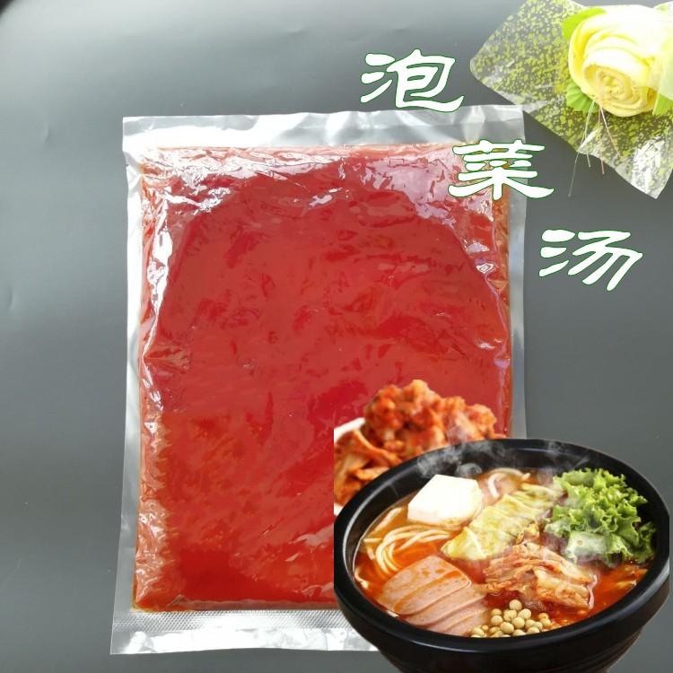 米线泡菜汤底专用韩式泡菜豆花米线火锅底料大鼓阿香旗鼓村调料包