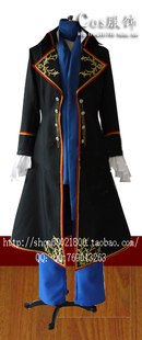 cosplay costume Vocaloid kaito Long Techno brother cry ku sandplay Ju ri cos apparel Specials
