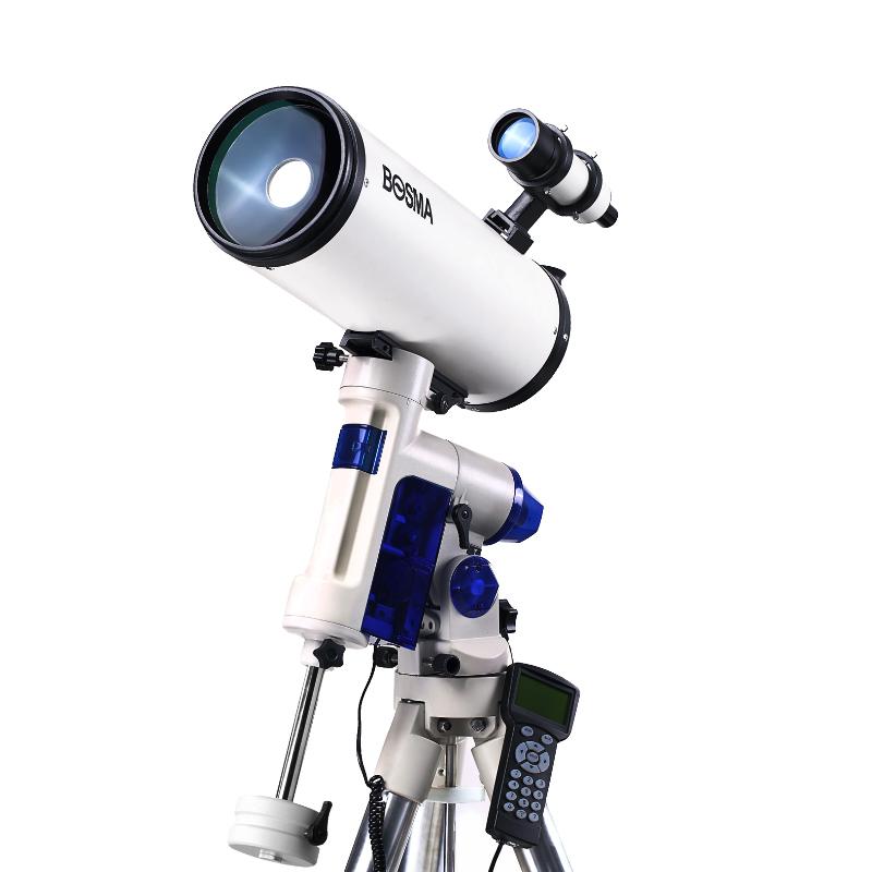 博冠天龙马卡150/1800(EM11/EM100)自动寻星高倍深空天文望远镜