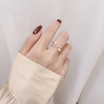 超时髦推荐假两层戒指