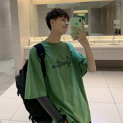 A410-T3085*夏季男士半袖韩版潮牌潮流t恤P28(限价39 18号到货)