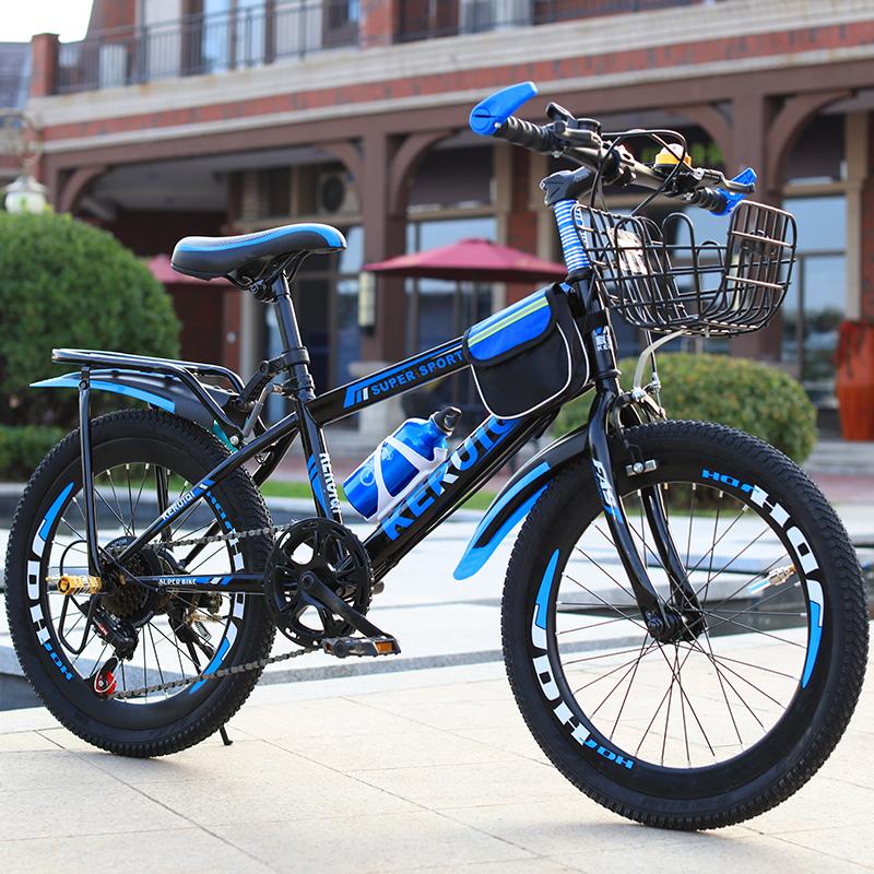 子供の自転車の男の子の20寸の山地の子供の車の中で大きい子供は速くなります8-10-12歳の男女の小学生の自転車