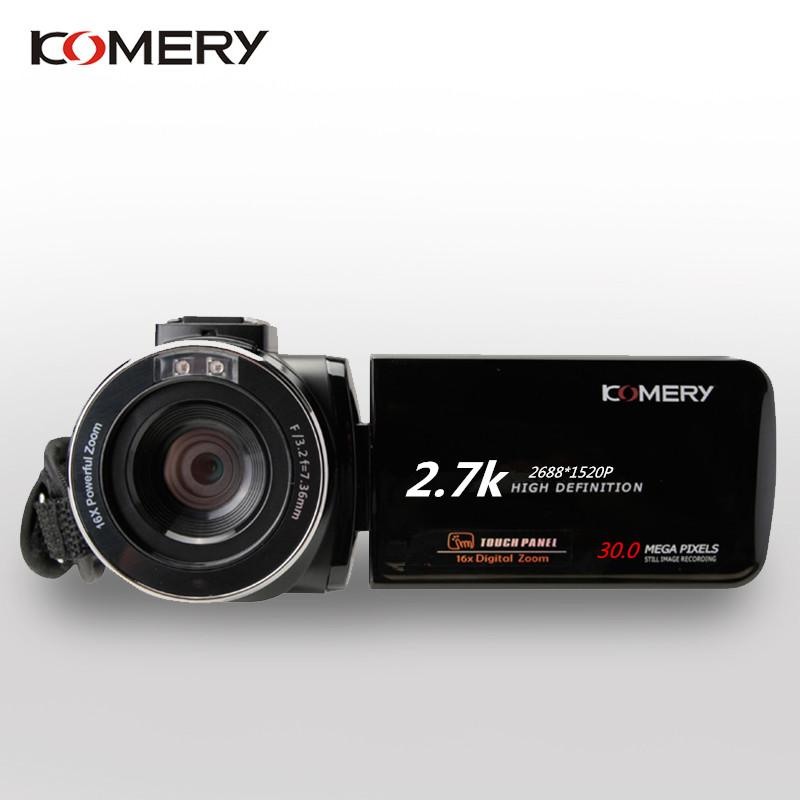 Komery fhd-z9 30 megapixel high definition digital camera