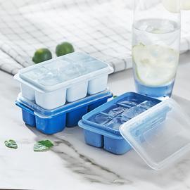 家用冰块模具制冰盒冰球神器冰盒冰格冰冻袋储存盒硅胶制作食品级图片