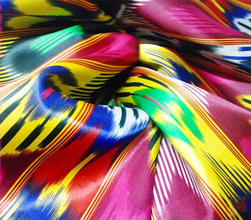 Новый Синьцзян Uygur ткань ткань ширина ширина 70 см двойной линии производства 10 метров пакет быстро