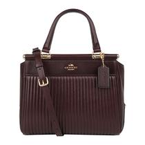 22728手袋纯皮手提斜挎包GRACE蔻驰女包专柜款绗缝COACH