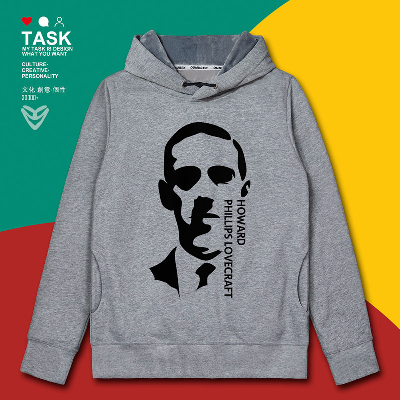 Task kesulu myth author HP love Kraft Hooded Sweater mens and womens condom spring and autumn fashion 0001