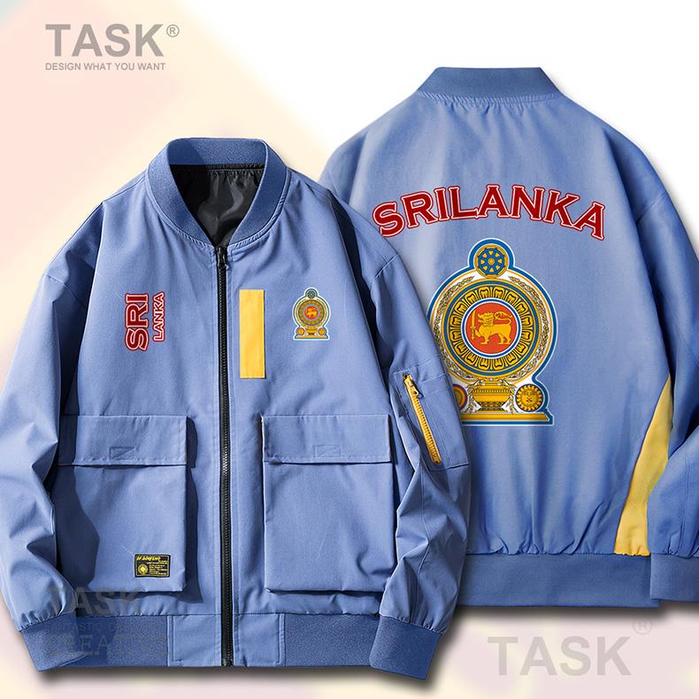 Task Sri Lanka Sri Lanka casual thin jacket jacket mens and womens work clothes Korean sports top 20