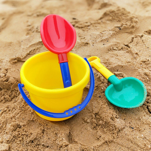 高品质儿童沙滩玩具套装玩沙子挖沙子工具决明子宝宝戏水洗澡玩具
