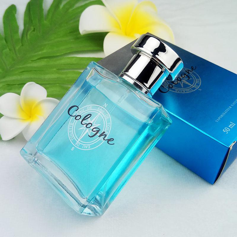 Mens fragrance, lasting fragrance, refreshing mens flavor, ocean flavor, students natural gift, 2019 blue Cologne.
