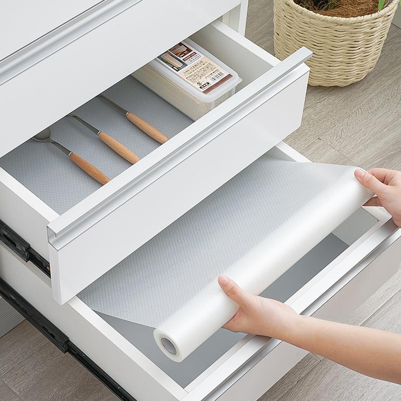 日本厨房抽屉垫纸抗菌衣柜防潮垫