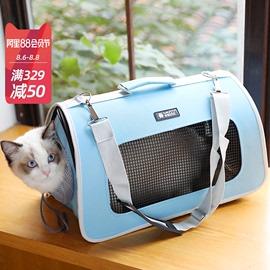 宠物外出包猫包便携装狗狗的背包泰迪小狗书包猫咪用品猫袋猫笼子图片
