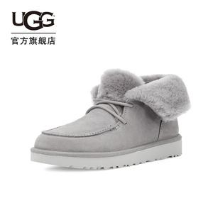 ugg2020秋冬便鞋多色可下翻雪地靴