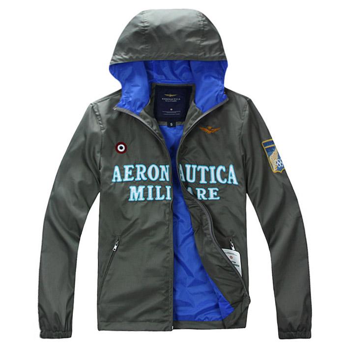 Aeronautica закуплено новое военно-воздушные силы сначала вышитые Мужские мужские куртки тонкий тонкий слой