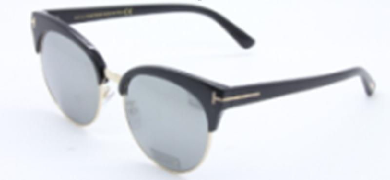 速发TomFord 汤姆福特TF481-D FT0481圆形复古男女 太阳眼镜 墨镜