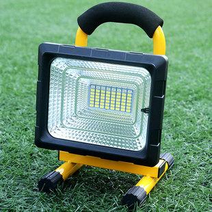 安普拉LED露營燈充電投光燈户外帳篷露營野營擺攤手提家庭用應急