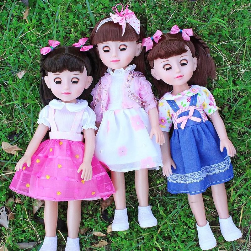 超�逗逗���f�的智能娃娃��唱歌巴比洋娃娃公主�和�女孩玩具
