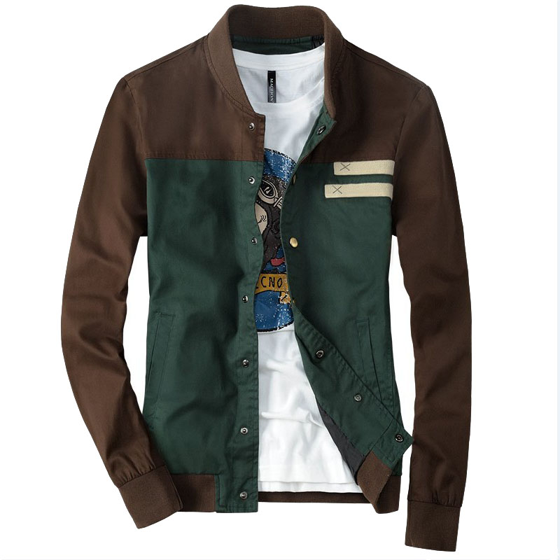A bomber jacket is the perfect men's spring jacket as it works just as well for both day and night. Just like many other men's wardrobe staples, the origins of this garment can be found in .