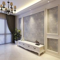 高档印花无纺布背景墙纸卧室美式现代简约欧式客厅电视背景墙壁纸