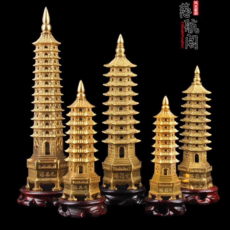 Статуэтки башни Вэньчан Артикул 614978644433