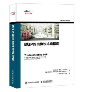 正版书籍 BGP路由协议排错指南 思科网络技术书籍 BGP网络排错指南 Cisco BGP排错相关方法技巧知识 网络运维参考图书籍 人民邮电