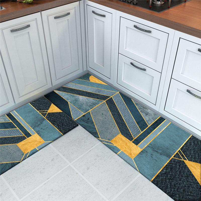 厨房防滑防油家用垫子浴室卧室门垫评价如何