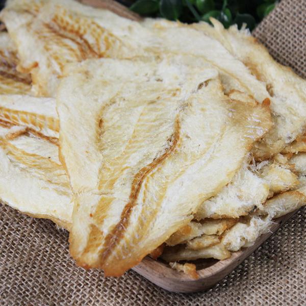碳烤鳕鱼片干烤鱼片500g包邮青岛特产零食即食鱼干海鲜海味小吃
