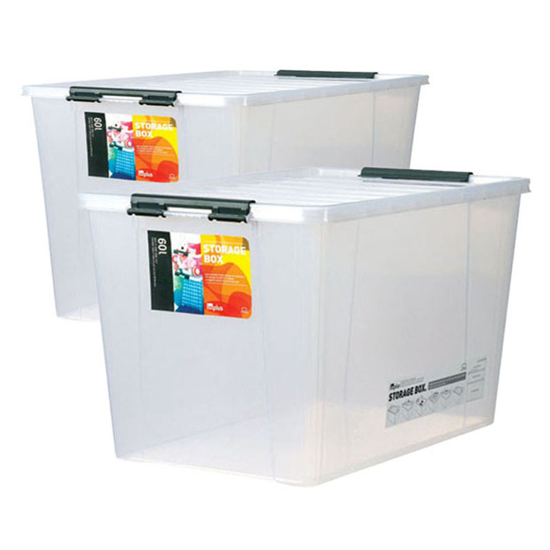 正品乐扣大容量收纳箱整理箱储物箱车载箱子环保INP113 食品级PP
