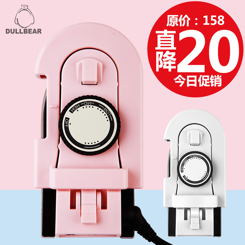 Electric bear ultra small electric iron small power household mini portable travel student dormitory small iron