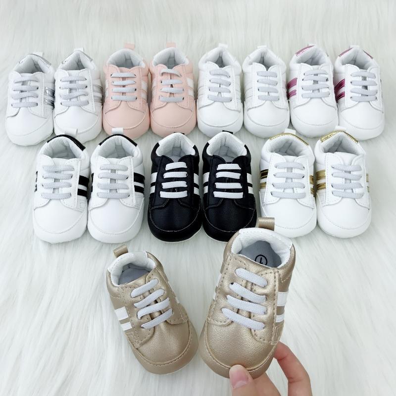 0-1岁男婴儿运动鞋软底防滑6-9-12个月新生儿宝宝学步鞋子女秋冬