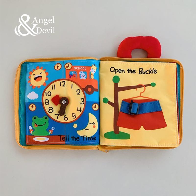 Детские тканевые книги Артикул 589911805299